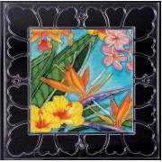 """12""""X12"""" Acrylic Frame Art Tile"""