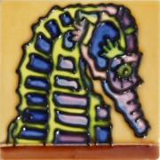 """3"""" X 3"""" Art Tile Magnet"""