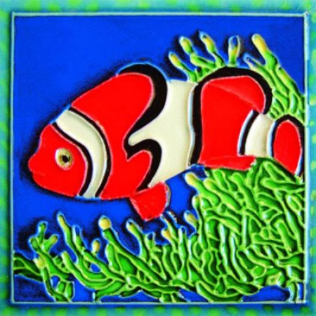 "4"" X 4"" Nemo Fish"