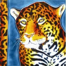 """8""""x 8""""  Leopard"""