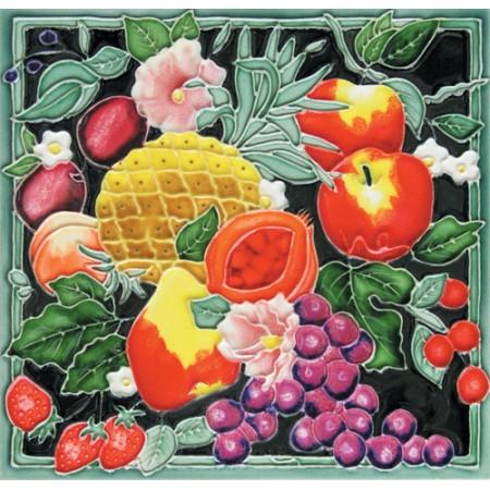 """8""""x 8"""" Fruits"""