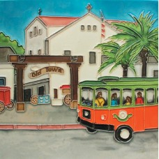 """8""""x8"""" Old Town SD"""