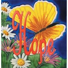 "8""x 8"" Hope Butterfly"