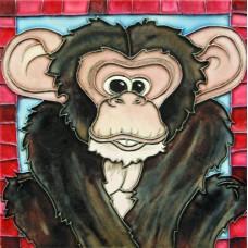 "8""x 8"" Chimpanzee"