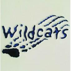 """8""""x 8"""" Wild Cats"""