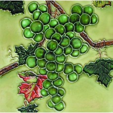 "8""x8"" Green Grapes"