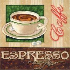 """8""""x8"""" Espresso"""