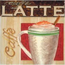 "8""x8"" Latte"