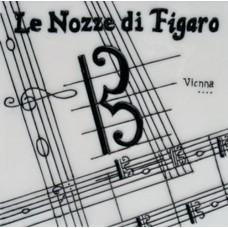 """8""""x8"""" Le Nozze Di Figaro"""