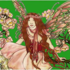 "8""x 8"" Fairy"