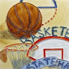 """8""""x8"""" Sport - Basketball"""