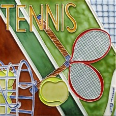 "8""x8"" Sport  - Tennis"