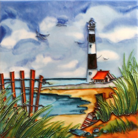 "8""x8"" Light House"