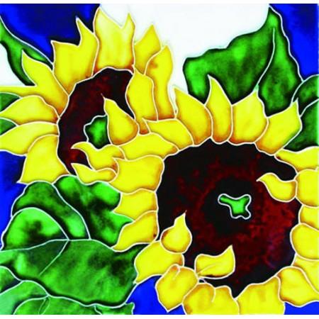 "8""x8"" 2 sunflowers"