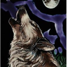 "8""x8"" Wolf Moon"