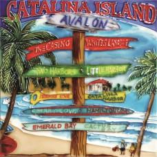 "8""x8"" Catalina Island"
