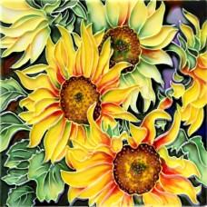 "8""x8"" Sunflowers Garden"