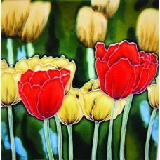 """8""""x8"""" Tulips"""