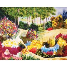 """11""""x 14"""" Forest Garden"""