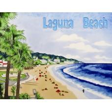 """11""""x 14"""" Laguna Beach"""