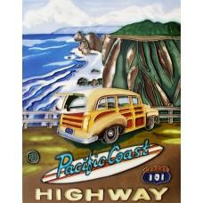 "11""x14"" Pacific coast"