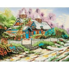 """11""""x 14"""" Snow House"""