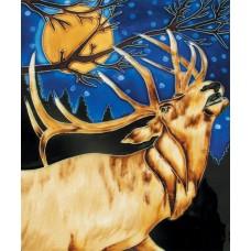 """11""""x14"""" Deer"""