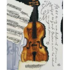 """11""""x14"""" Violin"""