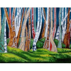 """11""""x14"""" Mysterious Forest"""