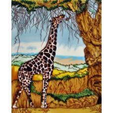 "11""x14"" Giraffe"