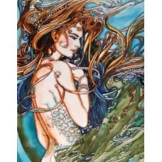 "11""x14"" Fantasy Mermaid"