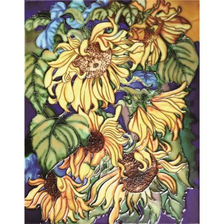 "11""x14"" Sunflowers"