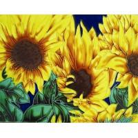 "11""x14"" Sunflower"