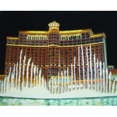 "11""x14"" Las Vegas Bellagio"