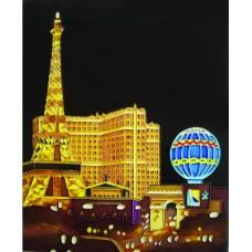 """11""""x 14"""" Las Vegas Paris"""