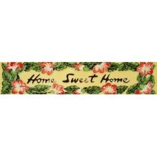 "3"" X 16"" Home Sweet Home"