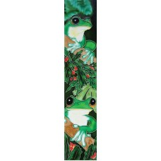 """3"""" X 16"""" Big frogs"""