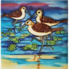 """6""""x6"""" Water Duck"""