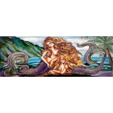 """6"""" X 16"""" Mermaid Pos"""