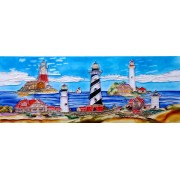 "6"" X 16"" Art Tile - Horizontal"