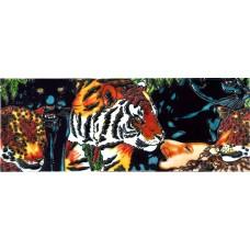 "6"" X 16"" Tiger"