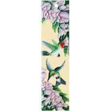 2x8.5 Garden Hummingbird_Left