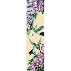2x8.5 Garden Hummingbird_Right