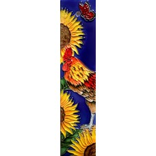 2x8.5 Sunflower Rooster_Right